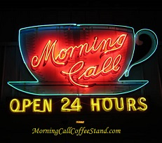 Morning Call Coffee Stand logo
