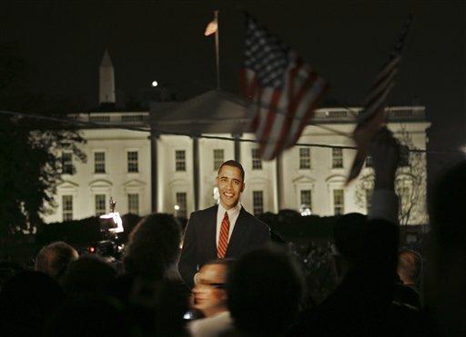 obama victory dc